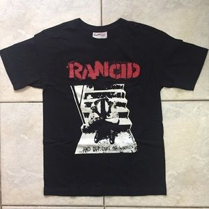 Rancid double side print NWOT